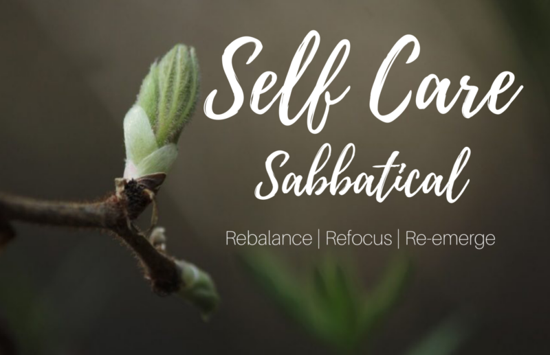 Self Care Sabbatical